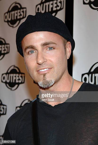 Craig Gilmore during Outfest 2005 - Opening Night Gala at Orpheum Theatre in Los Angeles, California, United States.