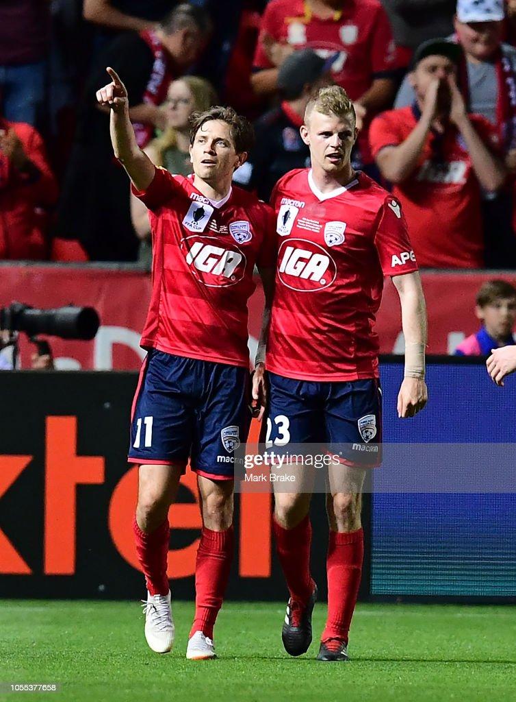 FFA Cup Final - Adelaide v Sydney : News Photo