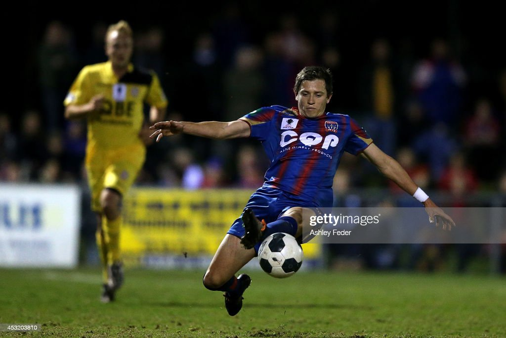 FFA Cup - Newcastle Jets v Perth Glory
