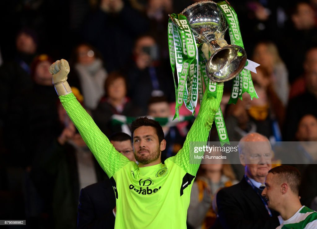Celtic v Motherwell - Betfred League Cup Final : News Photo