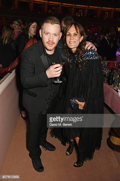 Craig Green attends The Fashion Awards 2016 drinks reception at Royal Albert Hall on December 5 2016 in London United Kingdom