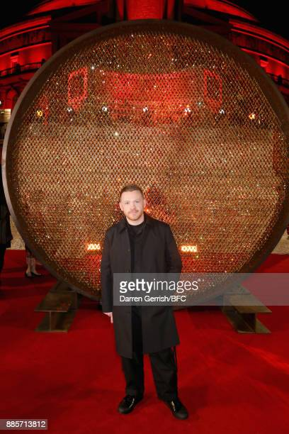 Craig Green attends the Swarovski Prolouge at The Fashion Awards 2017 in partnership with Swarovski at Royal Albert Hall on December 4 2017 in London...