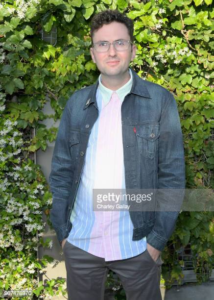 Craig Johnson attends a special screening of the Netflix film Alex Strangelove at the Los Angeles LBGT Center and The Renberg Theatre on June 4 2018...