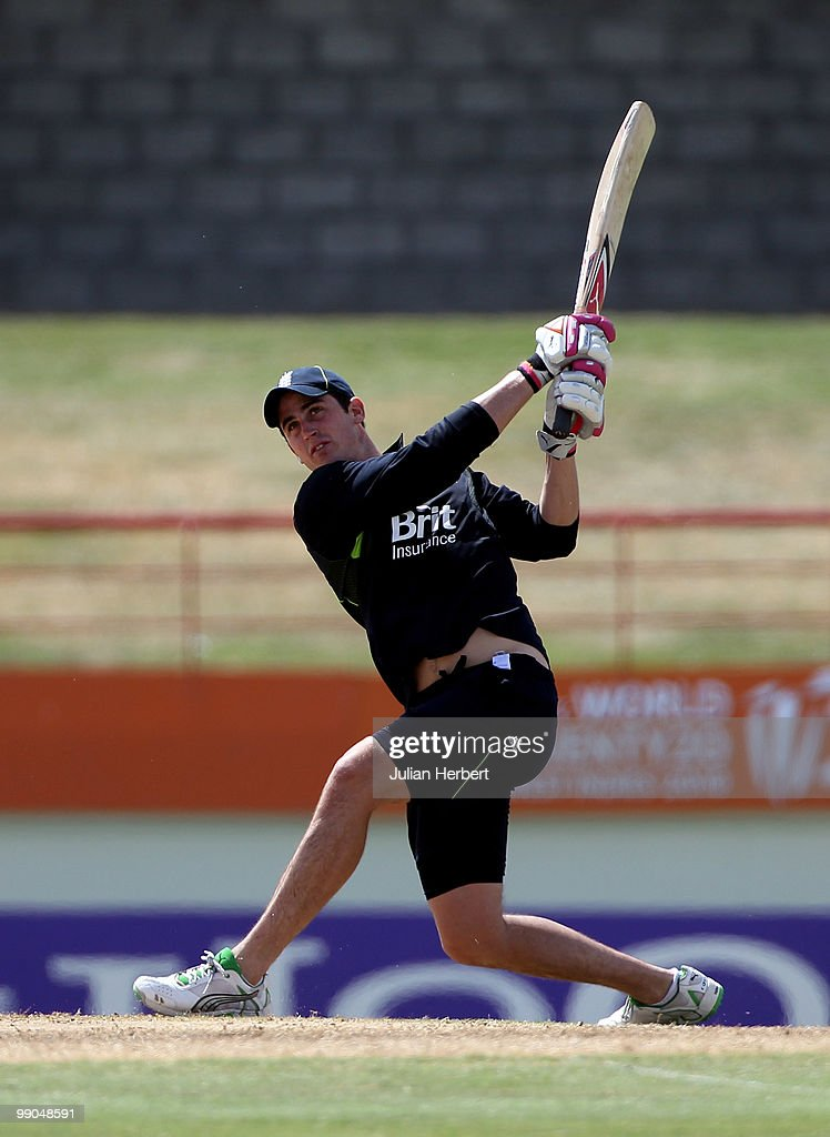 England Nets And Training - ICC T20 World Cup