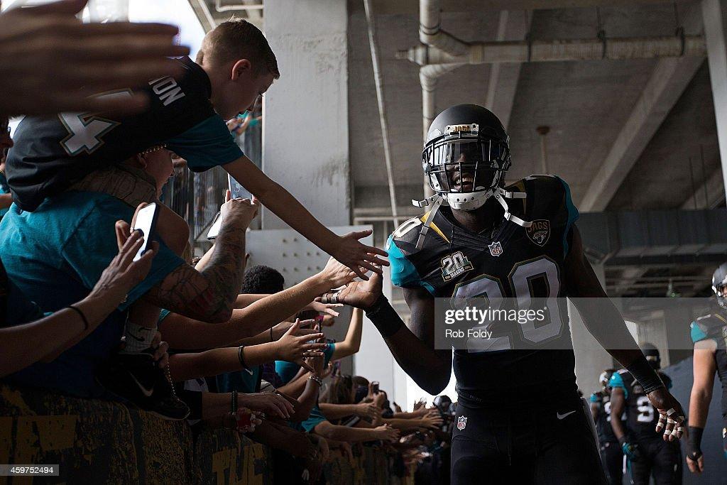 New York Giants v Jacksonville Jaguars : News Photo