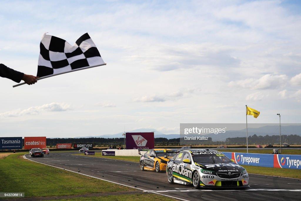 Supercars Tasmania SuperSprint : News Photo