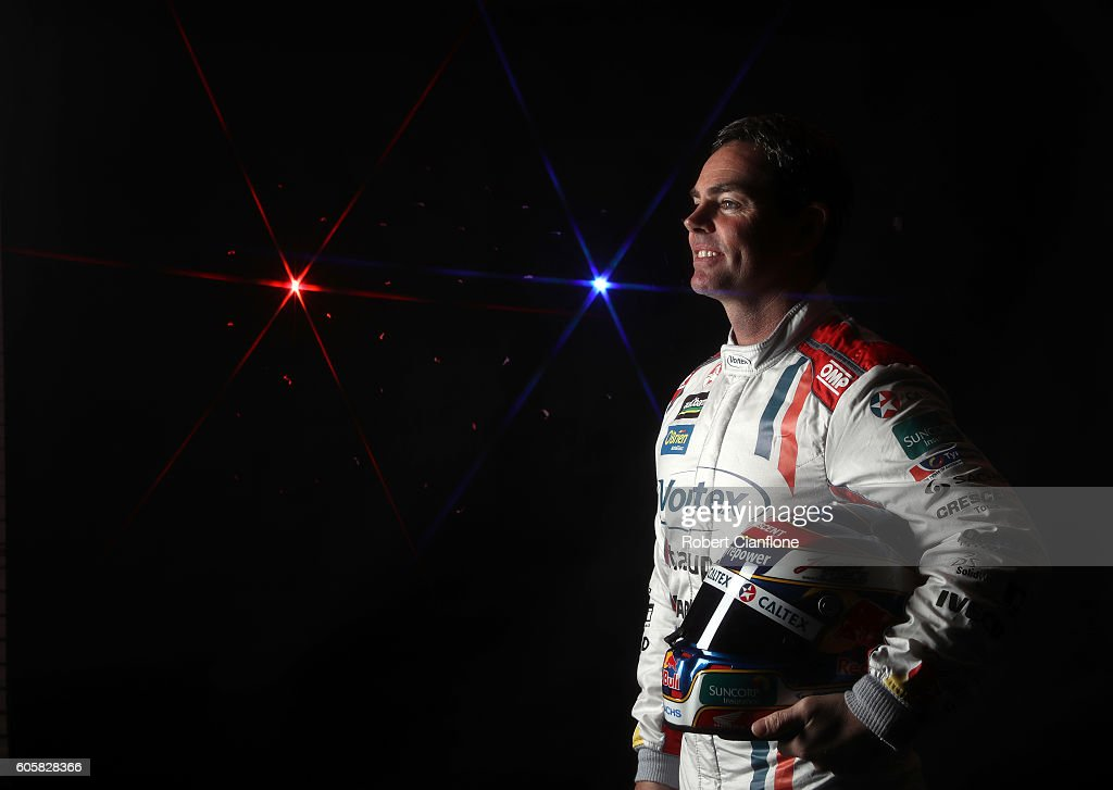 V8 Supercars Portrait Session