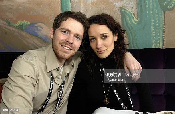 Craig Macneill director of Late Bloomer and Ana Asensio