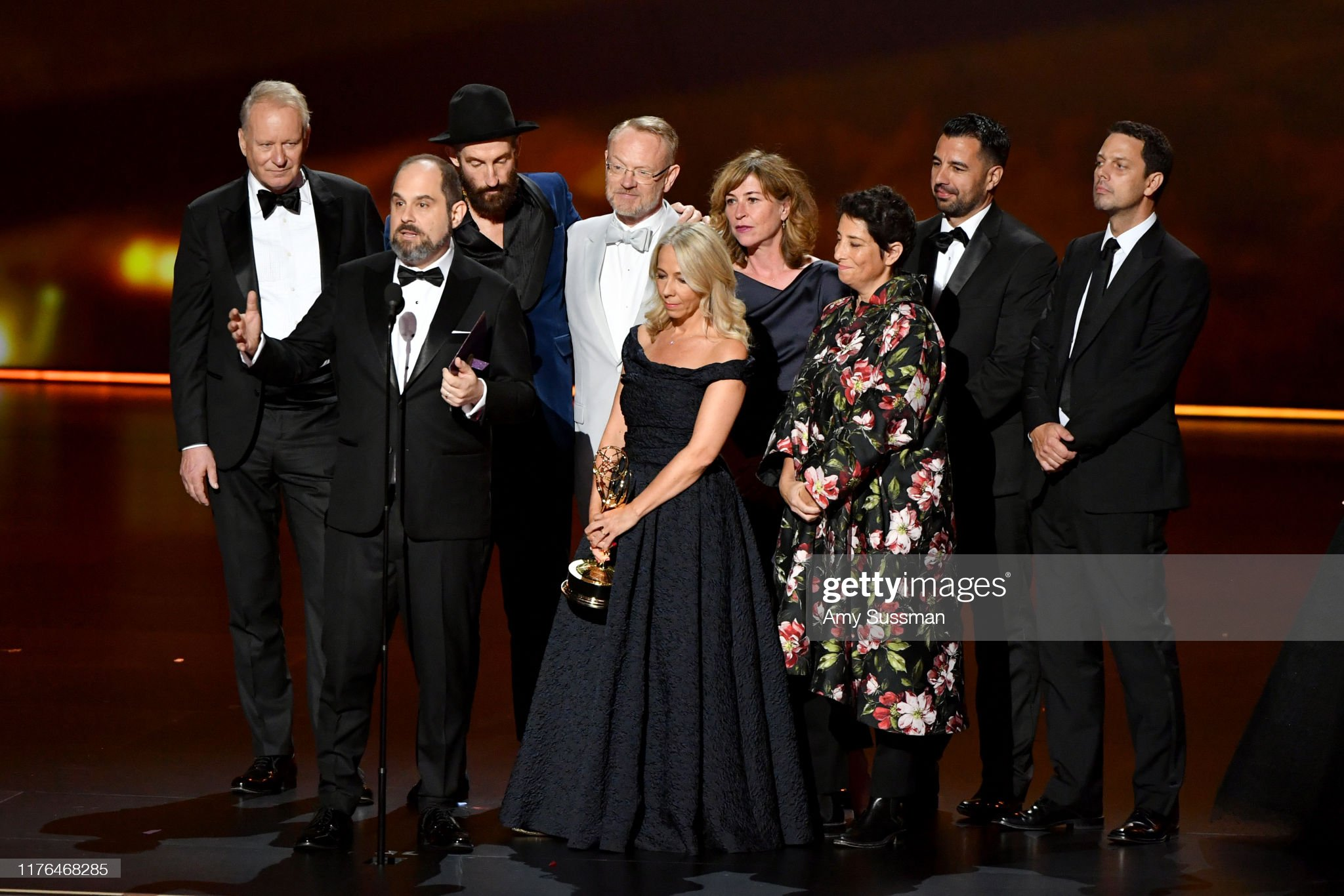 71st Emmy Awards - Show : News Photo