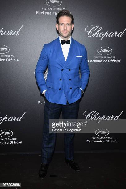 Craig McGinlay attends Chopard Secret Night during the 71st annual Cannes Film Festival at Chateau de la Croix des Gardes on May 11 2018 in Cannes...