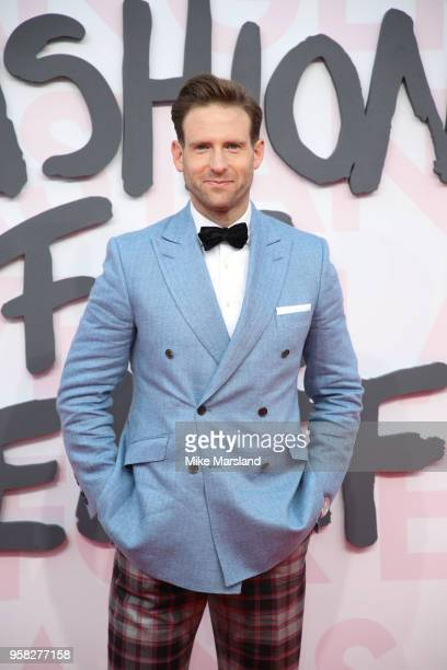 Craig McGinlay attends Fashion For Relief Cannes 2018 during the 71st annual Cannes Film Festival at Aeroport Cannes Mandelieu on May 13 2018 in...