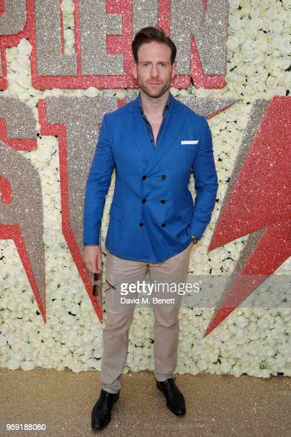 Craig McGinlay attends Philipp Plein 'Dynasty' Women's Men's Resort 2019 Fashion Show during the 71st annual Cannes Film Festival on May 16 2018 in...