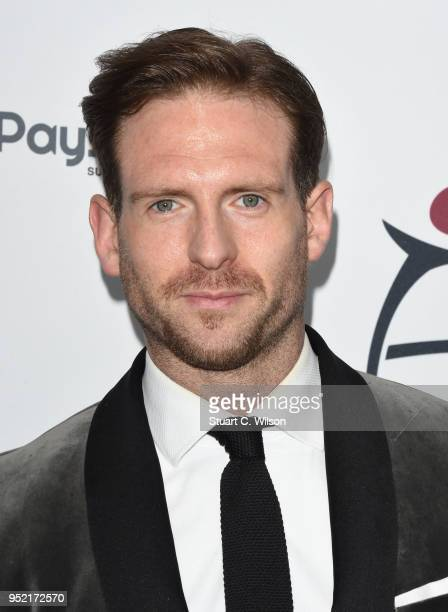 Craig McGinlay attends The Asian Awards 2018 held at London Hilton on April 27 2018 in London England