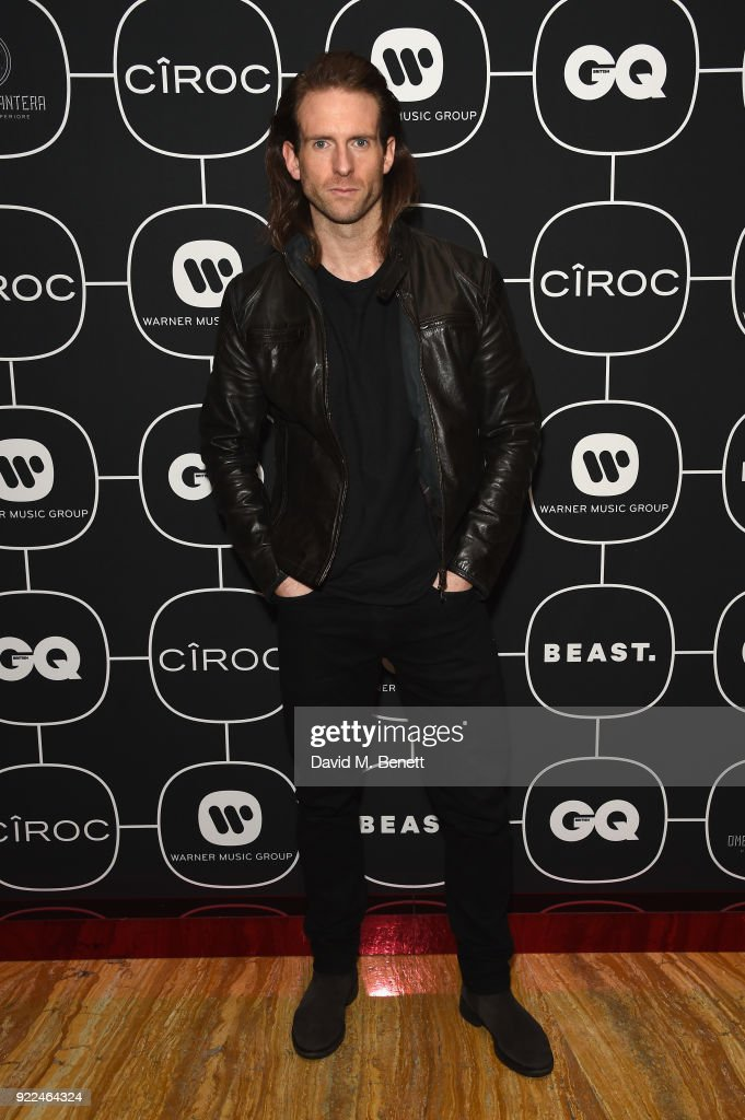 Warner Music Group & Ciroc Brit Awards Party In Association With British GQ : Fotografía de noticias