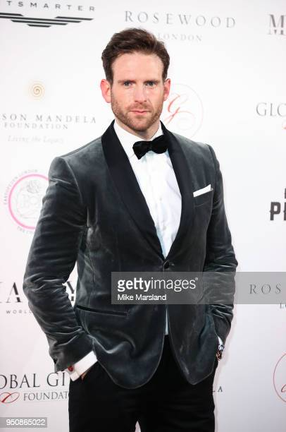 Craig McGinlay attends The Nelson Mandela Global Gift Gala at Rosewood London on April 24 2018 in London England