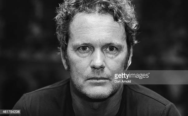 Craig McLachlan arrives at the 2015 Sydney Theatre Awards at Paddington RSL on January 19 2015 in Sydney Australia