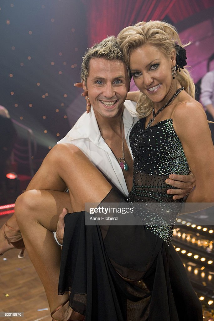 Dancing With The Stars Grand Final 2008 : News Photo