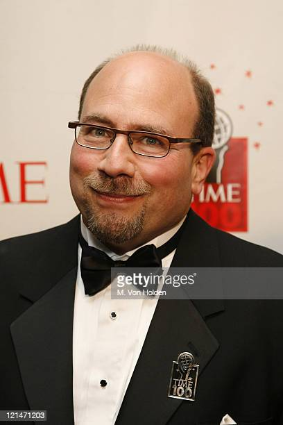 Craig New Mark Craigslist Founder during Time Magazine 100 Most Influential People 2006 Party at Jazz at Lincoln Center in New York New York United...