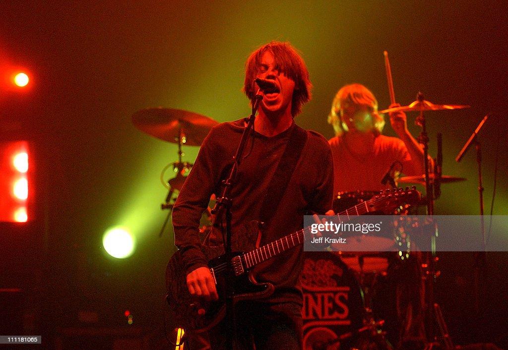 """The Vines """"Aussie Invasion"""" Tour - April 7, 2004"""