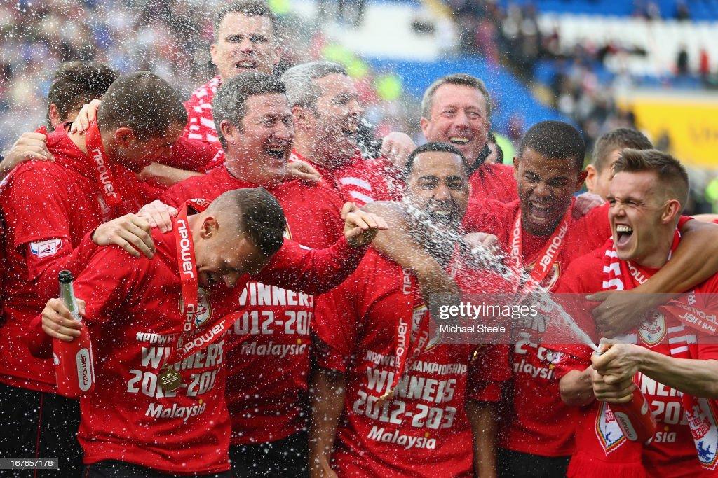 Cardiff City v Bolton Wanderers - npower Championship