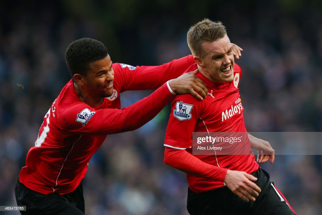 Manchester City v Cardiff City - Premier League