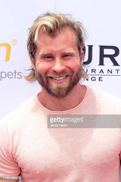 Craig Ramsay attends 4th Annual World Dog Day at West Hollywood Park on May 18, 2019 in West Hollywood, California.