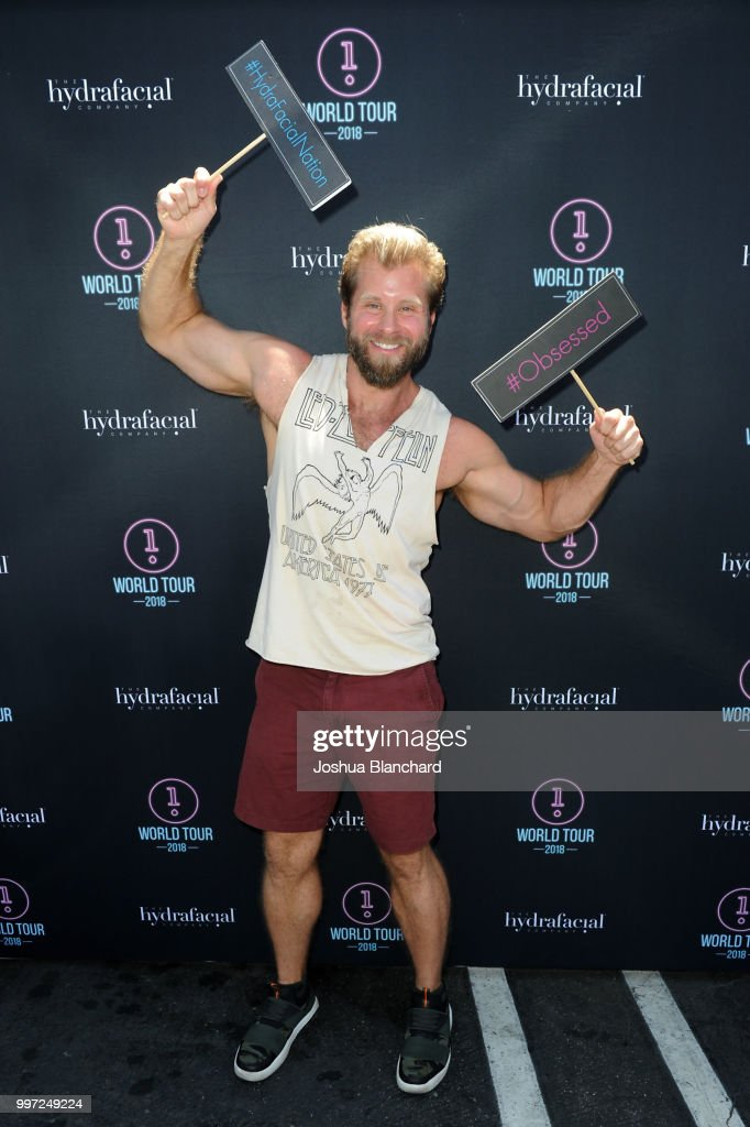 Craig Ramsay attends the HydraFacial World Tour - Los Angeles on July 12, 2018 in Venice, California.