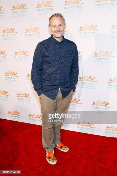 Craig Robert Young attends the Silent Pool Gin Launch Party at Tom Tom on September 18 2018 in West Hollywood California