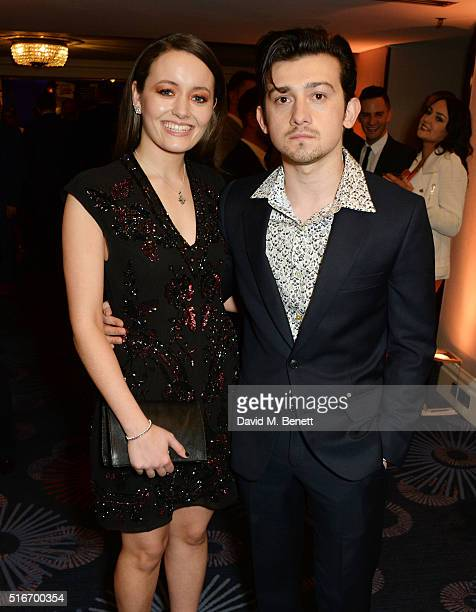 Craig Roberts attends the Jameson Empire Awards 2016 at The Grosvenor House Hotel on March 20 2016 in London England