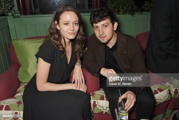 Craig Roberts attends the PORTER Lionsgate UK after party for 'Film Stars Don't Die In Liverpool' at Mark's Club on October 12 2017 in London England