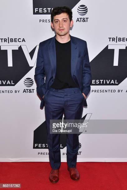 Craig Roberts attends the Tribeca TV Festival season premiere of Red Oaks at Cinepolis Chelsea on September 24 2017 in New York City