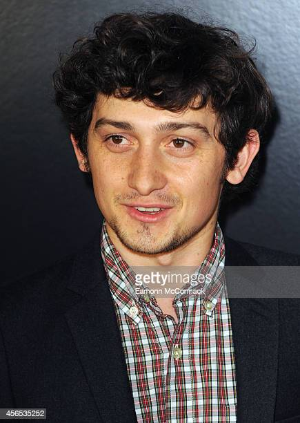 Craig Roberts attends the UK Gala screening of 'Northern Soul' at Curzon Soho on October 2 2014 in London England