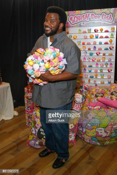 Craig Robinson attends Backstage Creations Celebrity Retreat at Teen Choice 2017 Day 2 at Galen Center on August 13 2017 in Los Angeles California