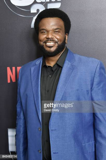 Craig Robinson attends Netflix Presents Def Comedy Jam 25 at The Beverly Hilton Hotel on September 10 2017 in Beverly Hills California