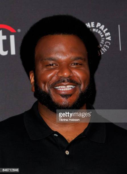 Craig Robinson attends The Paley Center for Media's 11th annual PaleyFest Fall TV previews for FOX at The Paley Center for Media on September 13 2017...