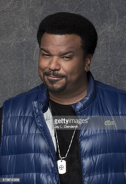 Craig Robinson of 'Morris From America' poses for a portrait at the 2016 Sundance Film Festival on January 23 2016 in Park City Utah CREDIT MUST READ...