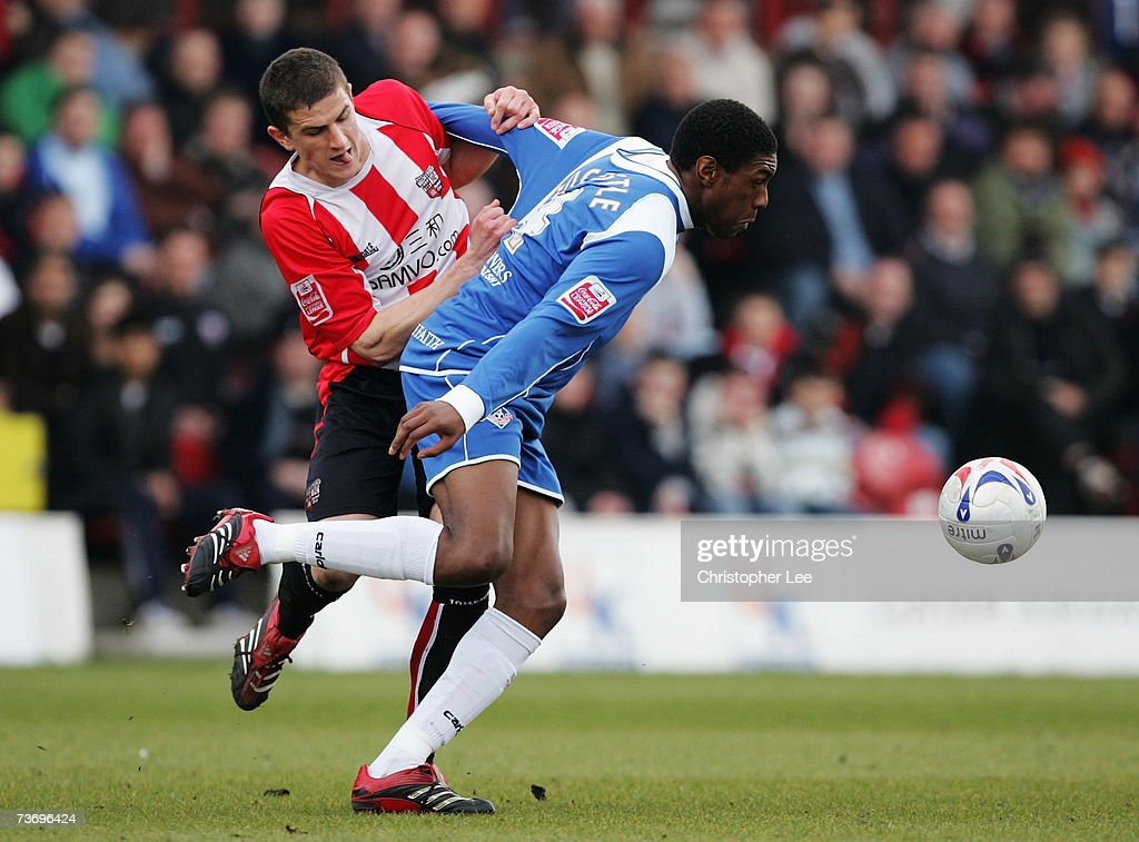Brentford v Oldham Athletic : News Photo