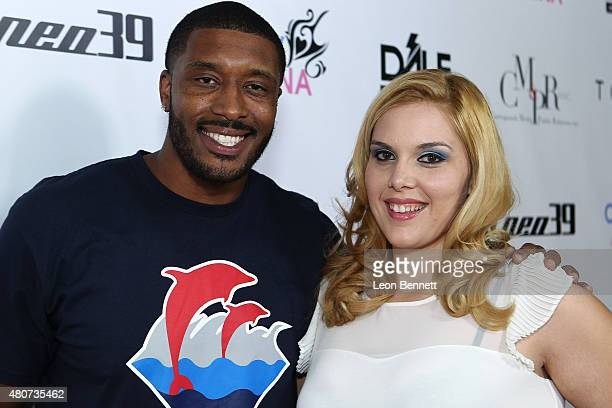 Craig Smith and Cassy Athena attended NEO 39 Presents The Cassy Athena Collection PreESPYS Celebration at MR33B on July 14 2015 in Pasadena California