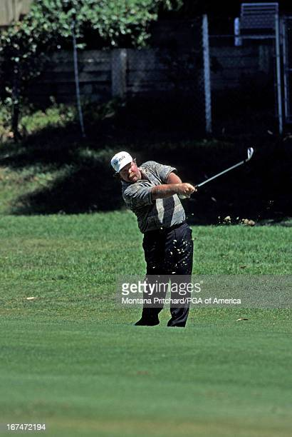 Craig Stadler during the 77th PGA Championship held at The Riviera Country Club in Pacific Palisades, California. August, 1995.