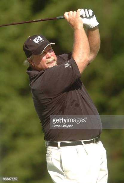 Craig Stadler in action during the first round of the 2005 Boeing Greater Seattle Classic at TPC Snoqualmie in Snoqualmie, Washington August 19, 2005.