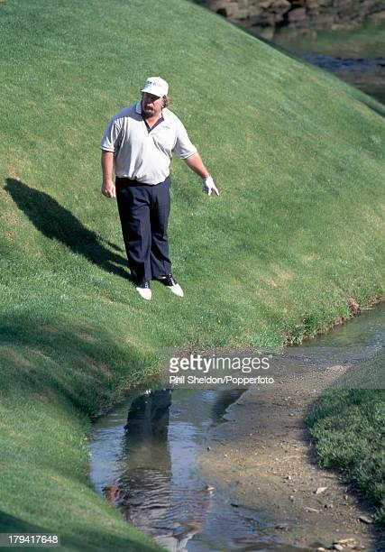 Craig Stadler of the United States in trouble during the US Masters Golf Tournament held at the Augusta National Golf Club in Georgia, circa April...