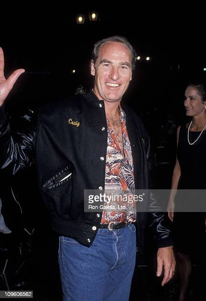 Craig T. Nelson during Universal Studios Private Party at the Grand Cypress Resort - June 6, 1990 at Grand Cyprus Resort in Orlando, Florida, United...