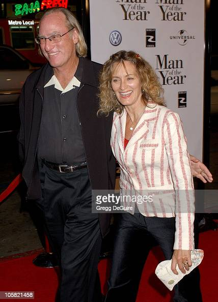 """Craig T. Nelson with his wife Doria Nelson during """"Man of ..."""
