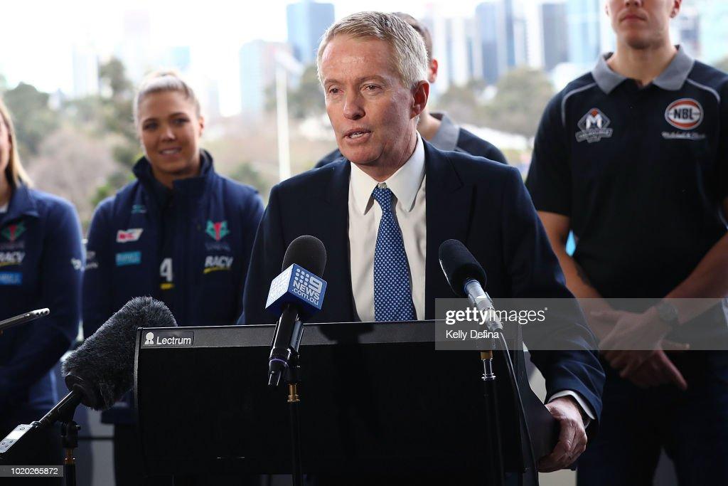 Tennis Australia Media Opportunity : Fotografía de noticias