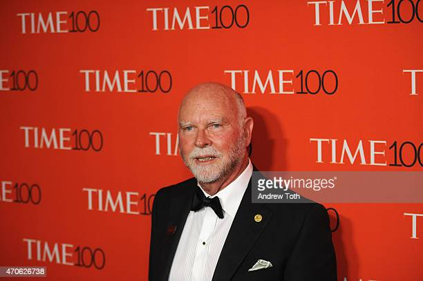 Craig Venter attends the 2015 Time 100 Gala at Frederick P Rose Hall Jazz at Lincoln Center on April 21 2015 in New York City