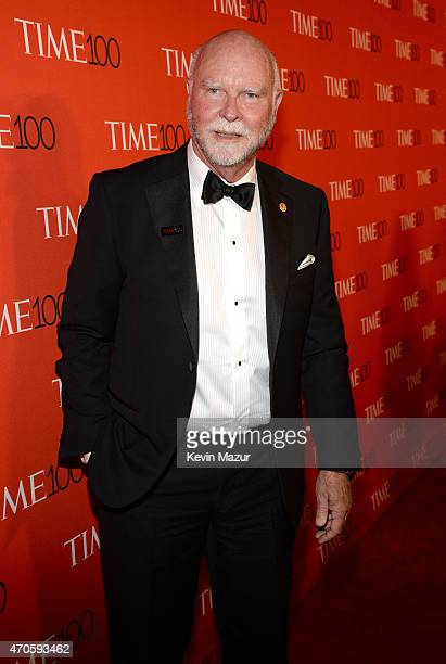 J Craig Venter attends TIME 100 Gala TIME's 100 Most Influential People In The World at Jazz at Lincoln Center on April 21 2015 in New York City
