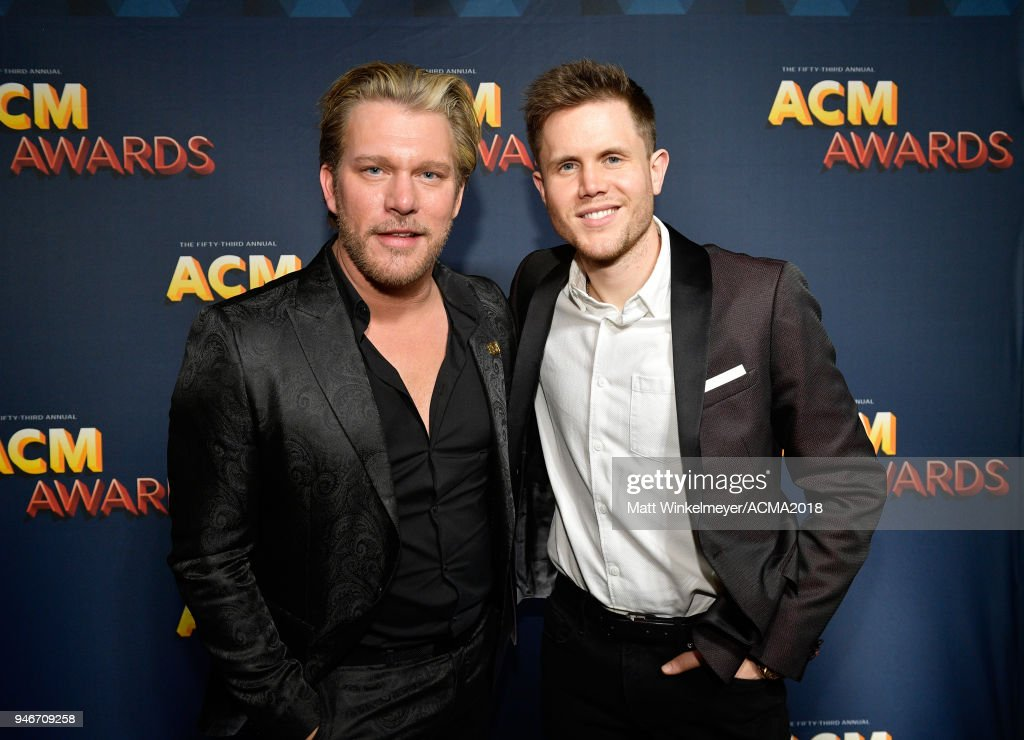 53rd Academy Of Country Music Awards  - Guest Lounge : News Photo