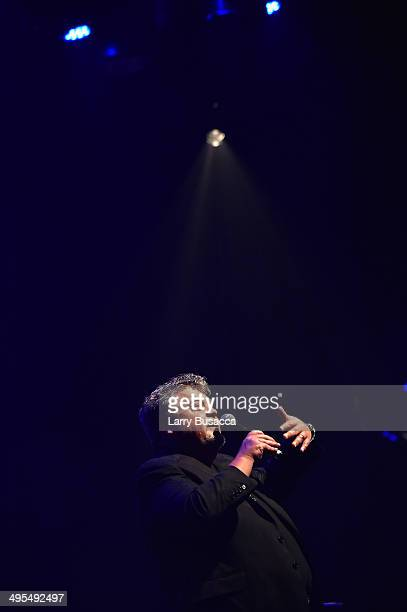 Craig Wiseman performs during the 9th annual Stars For Second Harvest Benefit at Ryman Auditorium on June 3, 2014 in Nashville, Tennessee.