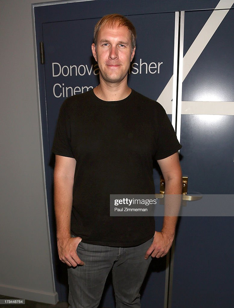 Craig Zobel attends the Sundance Institute NY Short Film Lab at BAM Rose Cinemas on July 14, 2013 in the Brooklyn borough of New York City.