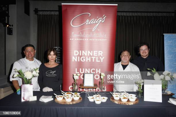 Craig's is seen during the 2018 Baby2Baby Gala Presented by Paul Mitchell at 3LABS on November 10 2018 in Culver City California